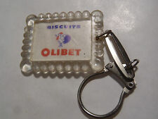 ANCIEN PORTE CLES BISCUITS OLIBET