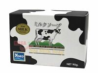 YOKO Spa Milk Soap Moisture Balance with Milk Protein Olive Oil Smooth Skin 90g