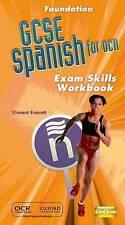 GCSE Spanish for OCR Exam Skills Work Everett, Vincent Mixed media product CD