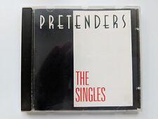 Pretenders - The Singles - cd - 1987 WEA Records