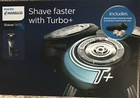 Philips Norelco S5675/94 Shaver Include Pouch Extra Shaving Heads SH50