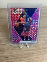 2019-2020 NBA Panini Mosaic Bol Bol Pink Camo Prizm Rookie Card RC (#222)