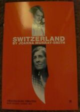 SWITZERLAND PROGRAMME SIGNED LONDON THEATRE CAST