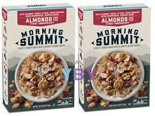 2 Packs General Mills Morning Summit Cereal 38 oz Each Pack