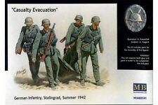 MasterBox MB3541 1/35 Casualty Evacuation German Infantry Stalingrad 1942