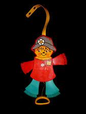 ☆☆☆ jouet ancien  Fisher Price épouvantail vintage déco chambre d'enfant pouet