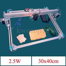 2500MW Desktop Laser Engraving Cutting Machine Picture CNC Engraver Printer DIY