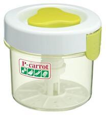 Tsukemono Round Shape Pickle Press P-carrot 1.0 Liter S-3872