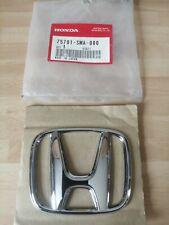 "Genuine HONDA ""H"" LOGO EMBLEM BADGE 75701-SMA-000"