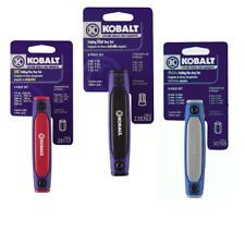 Kobalt Folding Hex Key Sets (3 Pack – SAE, Metric, Torx)