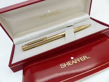 Sheaffer Gold Electroplated Gran Tegala Ballpoint Pen New Old Stock