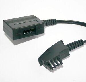 3m TAE-F Verlängerung 3 m Telefon-Kabel analog Verlängerungskabel 3,0 m