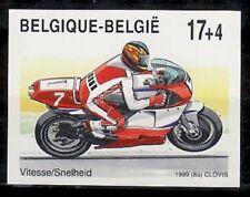 Belgium ScB1149 Motorcycle, Speed Race, Imperf.