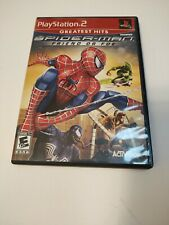 PS 2 Spiderman Friend Or Foe plus Spiderman 3