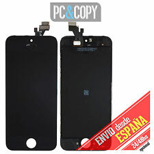 Pantalla LCD RETINA + Tactil completa para iPhone 5 5G  A1429 NEGRO SCREEN A+