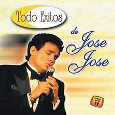 Todo Exitos De Jose Jose CD