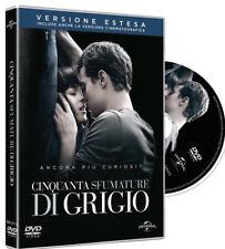 50 CINQUANTA SFUMATURE DI GRIGIO (DVD) Versione Cinema + Estesa