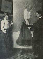 Amelie Elie Amélie Élie Hélie Casque d'Or 1902 Photo Article 8065