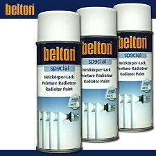 Kwasny Belton special 3 x 400 ml Heizkörper-Lack  Reinweiß