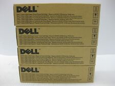 Dell Toner 1320C High Set Genuine New  *** SHIPS OVERBOXED *** NICE BOXES ***