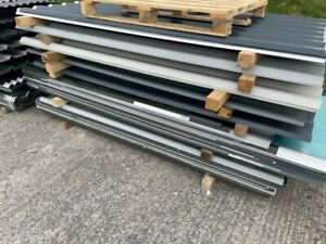 8ft/2.4m Yardstock Box Profile Sheet. 0.5mm or 0.7mm thickness, mixed colours