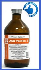 ASD-2 fraction Armavir АСД 2 АСД2 Antiseptic Stimulator Dorogov 100 ml