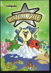 Neopets Virtual Prize Code