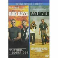 - Bad Boys/Bad Boys 2 (DVD, 2011,)  Double Feature DS68