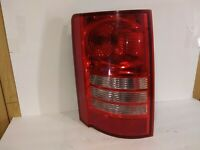 2008-2010 Chrysler Town & Country Tail light Assembly left side used Oem nice
