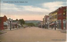SECOND AVENUE, SOUTH UPLAND, CA