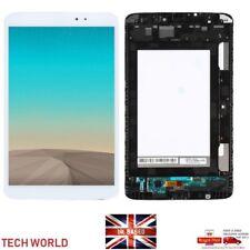 Reemplazo LG G Pad 8.3 V500 Blanco Pantalla LCD + Digitalizador Panel Táctil Marco UK
