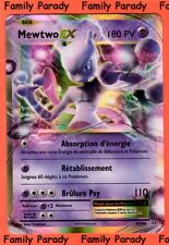Mewtwo Ex 180pv 52/108 XY Evolutions Carte Pokemon Ultra Rare neuve FR