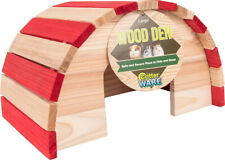 Wood Den Hide Out