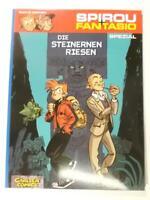 Spirou und Fantasio Spezial 2: Die steinernen Riesen Carlsen 1.Auflage Z 1