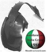 RIPARO PARASASSI PASSARUOTA ANTERIORE SX FIAT GRANDE PUNTO 05>08 2005>2008