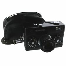 Kompakt Analogkamera Bundle mit Schutzhülle
