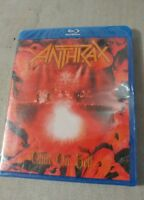 """Anthrax """"Chile On Hell"""" Brand New SEALED Blu-Ray Concert Tour Video Music 2014"""