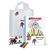 I'm a Trooper Gift Bag-Spidaman-Single use Disposable Camera /child (Pkg-107)