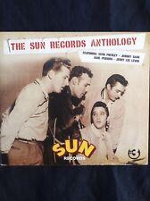 V/A:THE SUN RECORDS ANTHOLOGY 3CD 2008  75 fabulous tracks Elvis, Cash, Orbison