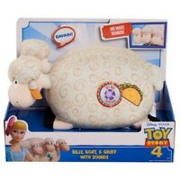 Toy Story 4 Billy Goat & Gruff Plush With Sounds Bo Peeps Sheep 2019 NEW IN BOX