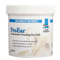 Dog Ear Cleaning Wipes Cleaner Pads Ideal for Dogs and Cats 100 count