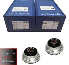 2x LEMFÖRDER Federbeinlager Domlager Vorne BMW E39 E46 E60 E61 E81 E90 E91 E91 X