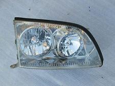 LEXUS LS LS400 XENON HEAD LAMP HEADLIGHT OEM 1998 1999 2000 FACTORY