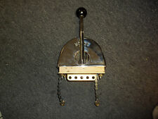 Morse MD24 single lever controller- new