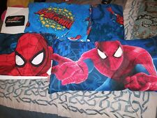 Spiderman Twin Sheet Set NIP