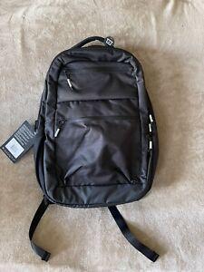 New Nike Departure Golf Backpack Black One Size BA5736-010 MSRP $130