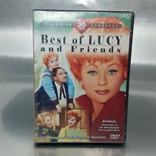 Best of Lucy and Friends DVD, 2007, 4-Disc Set 36 episodes