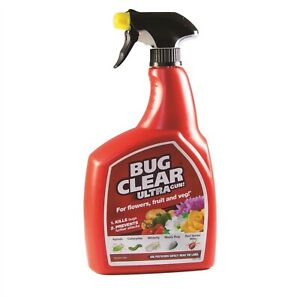 Bug Clear Ultra Gun 1 Litre Ready To Use