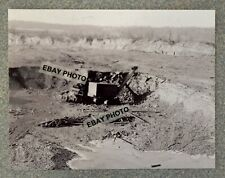 "Vintage 8 1/2"" X 11"" B&W Photo copy of a Coal Mining Operation."