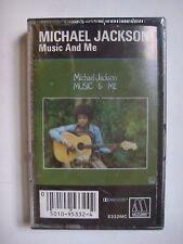 Michael Jackson – Music & Me CASSETTE Motown SEALED! R&B